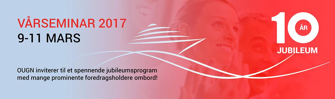 OUG Norway Spring Seminar
